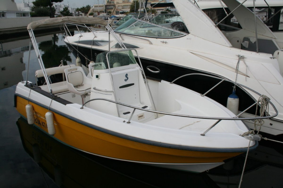 Beneteau Flyer 570 Open
