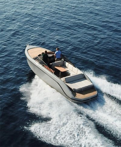PORT D'HIVER YACHTING devient distributeur RAND Boats
