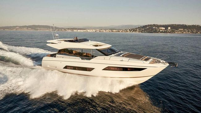 Dream with your Eyes Open with a Prestige Motor Yacht