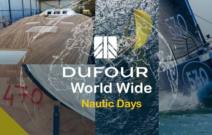 Dufour World Wide Nautic Days // A.D.N Yachts