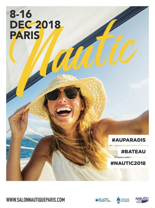 SALON NAUTIQUE INTERNATIONAL DE  PARIS 2018