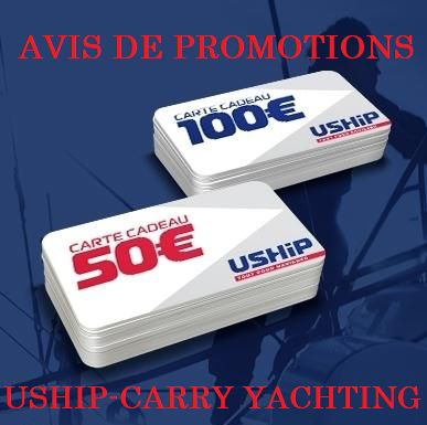 PROMOTION USHIP - CARRY YACHTING  ACCASTILLAGES