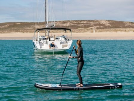 STAND-UP PADDLE GONFLABLE // A.D.N YACHTS
