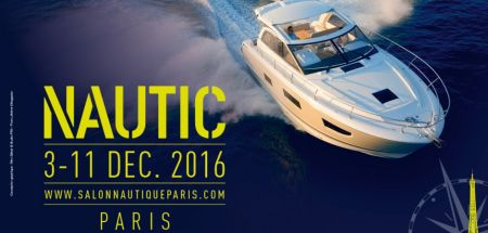 SALON NAUTIQUE DE PARIS 2016