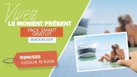 Promotion Quicksilver Pack Smart Gratuit