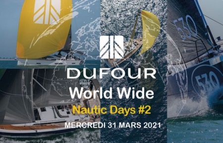 Dufour World Wide Nautic Days #2 // A.D.N Yachts