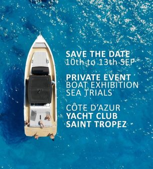10 /13 SEPT PRIVAT EVENT DE ANTONIO YACHTS ST TROPEZ