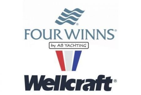 AB YACHTING DEVIENT DISTRIBUTEUR EXCLUSIF FOUR WINNS ET WELLCRAFT