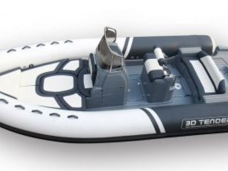 3D Tender Lux 655 � vendre - Photo 1