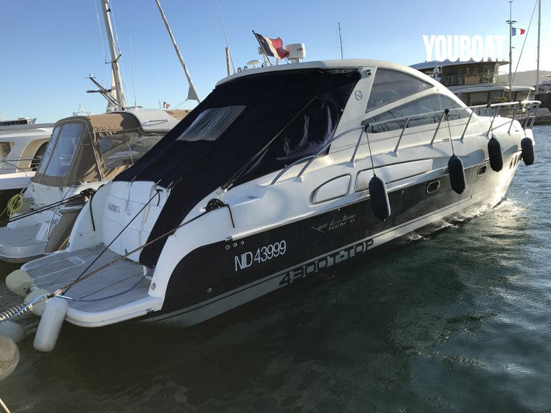 Airon Marine 4300 T-Top used for sale