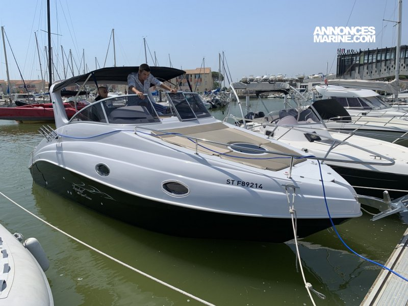 Aquabat Sport Cruiser 750 Cabine � vendre - Photo 1