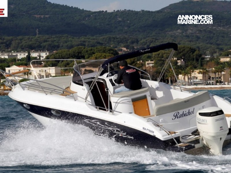 Aquabat Sport Infinity 750 WA � vendre - Photo 1