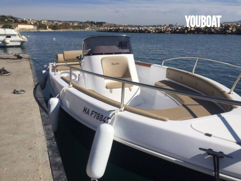 Aquabat Sport Line 615 Open à vendre - Photo 21