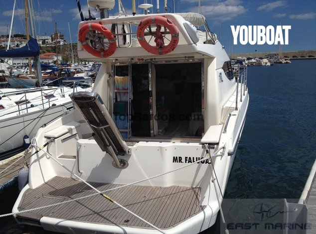 Azimut 36 Fly used for sale
