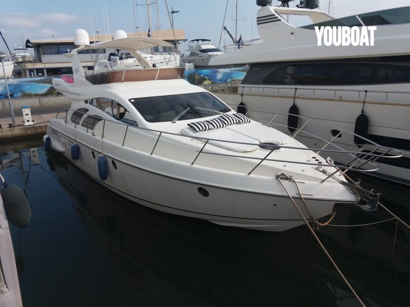 Azimut 50 Fly à vendre - Photo 1