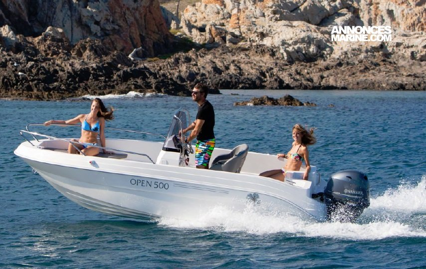 achat bateau Pacific Craft Pacific Craft 500 Open Trendy MAGENCO