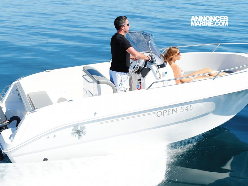 achat bateau Pacific Craft Pacific Craft 545 Trendy MAGENCO