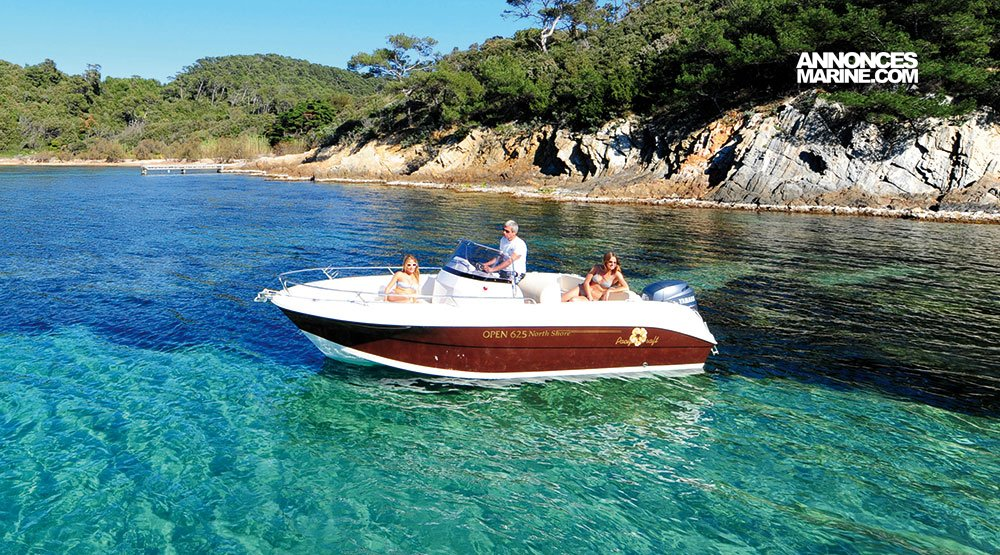 achat bateau Pacific Craft Pacific Craft 625 Open Trendy MAGENCO