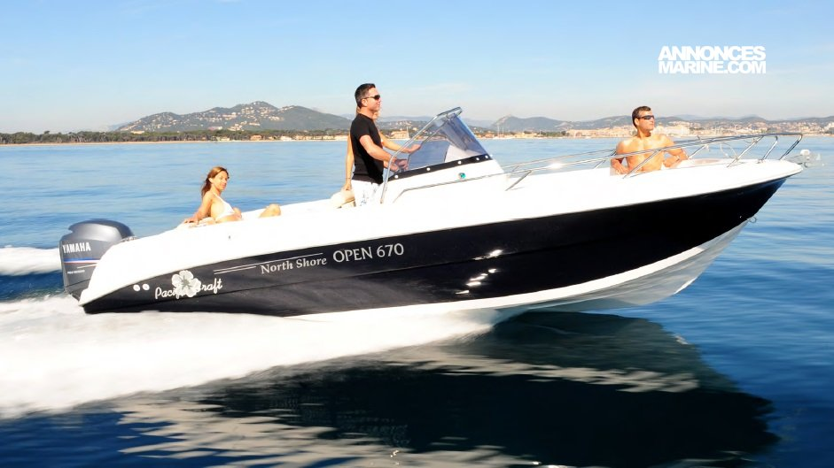 achat bateau Pacific Craft Pacific Craft 670 Open MAGENCO