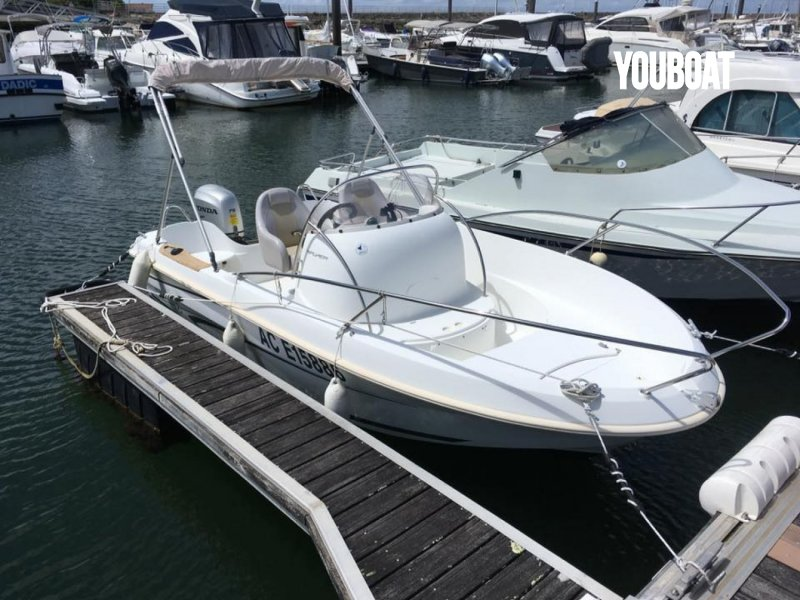 Beneteau Flyer 550 Open à vendre - Photo 2