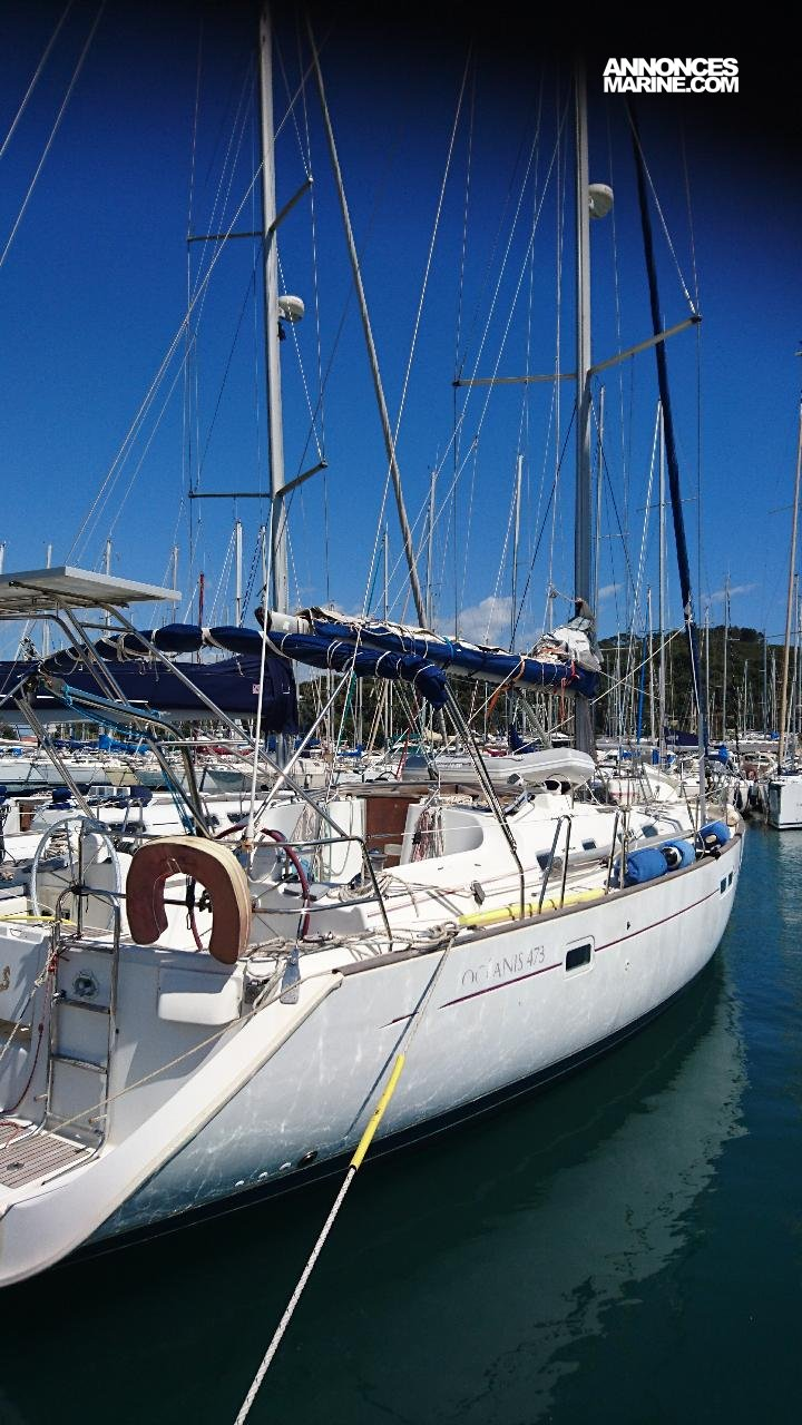 Beneteau Oceanis 473 Clipper � vendre - Photo 1