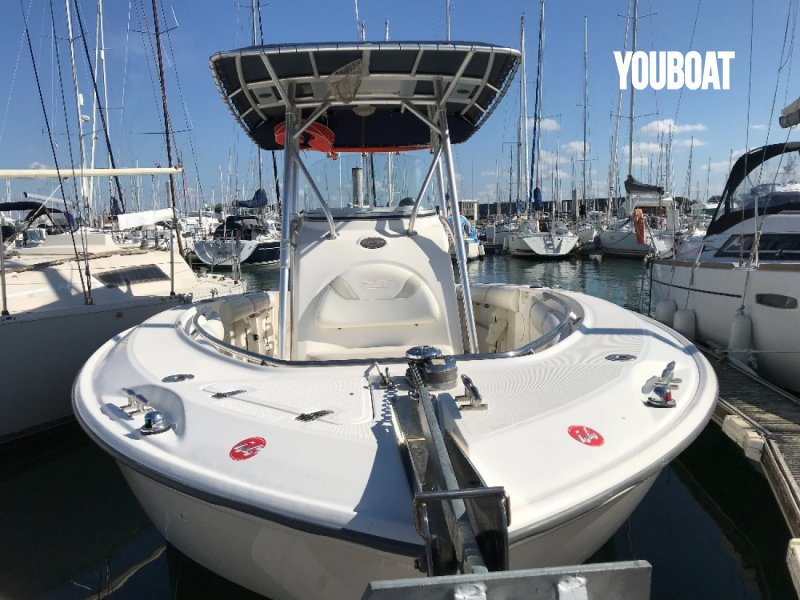 Boston Whaler 240 Outrage à vendre - Photo 3