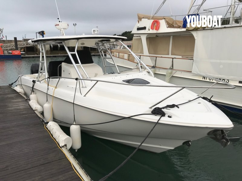 Boston Whaler 320 Cuddy à vendre - Photo 12