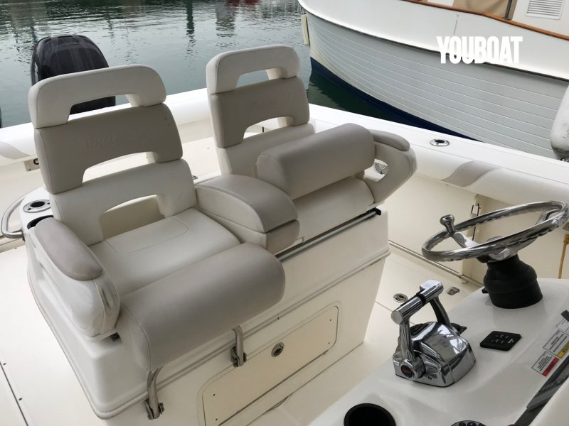 Boston Whaler 320 Cuddy à vendre - Photo 4