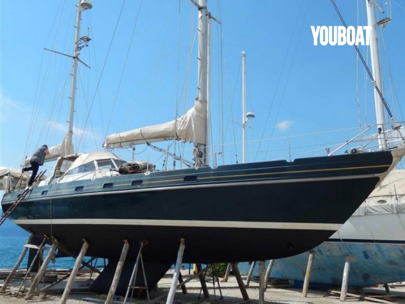 Contest Yachts 48