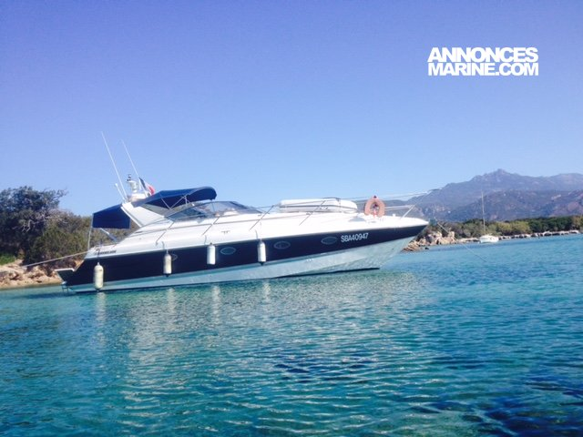Fairline Targa 39 � vendre - Photo 1