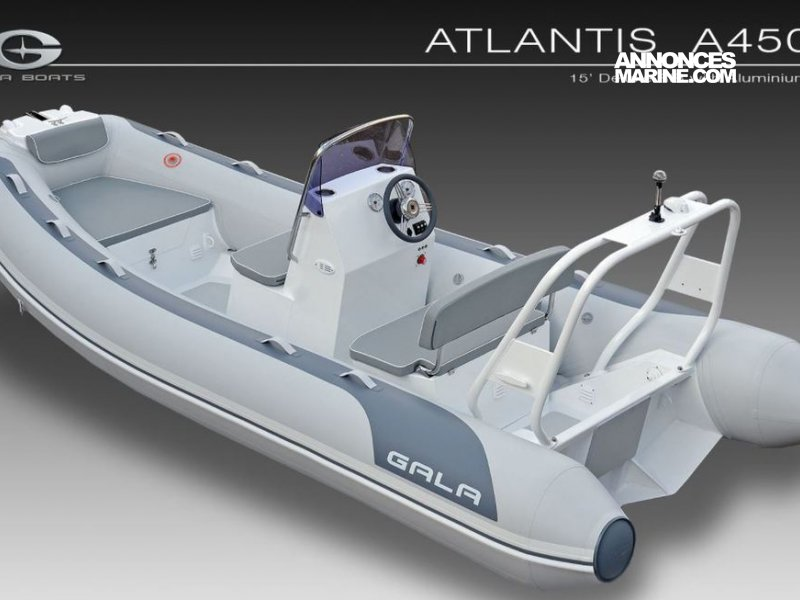 Gala Boats A450L � vendre - Photo 1