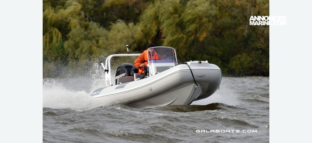 Gala Boats V500 Viking � vendre - Photo 1