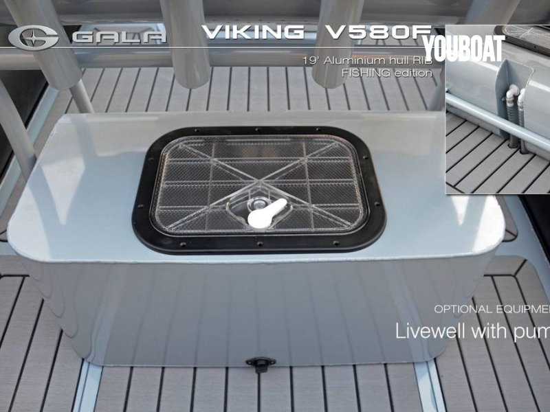 Gala Boats V580F à vendre - Photo 8