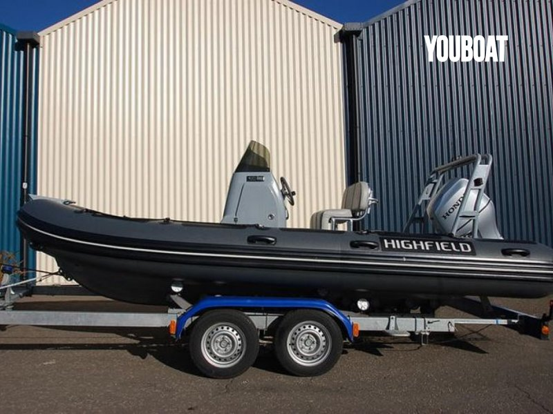 Highfield OM 540 used for sale