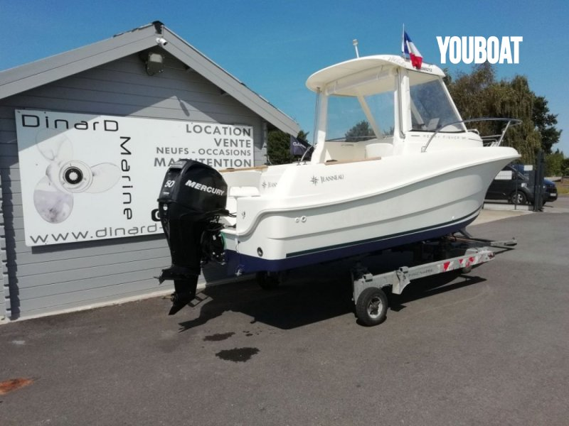 Jeanneau Merry Fisher 585 Marlin