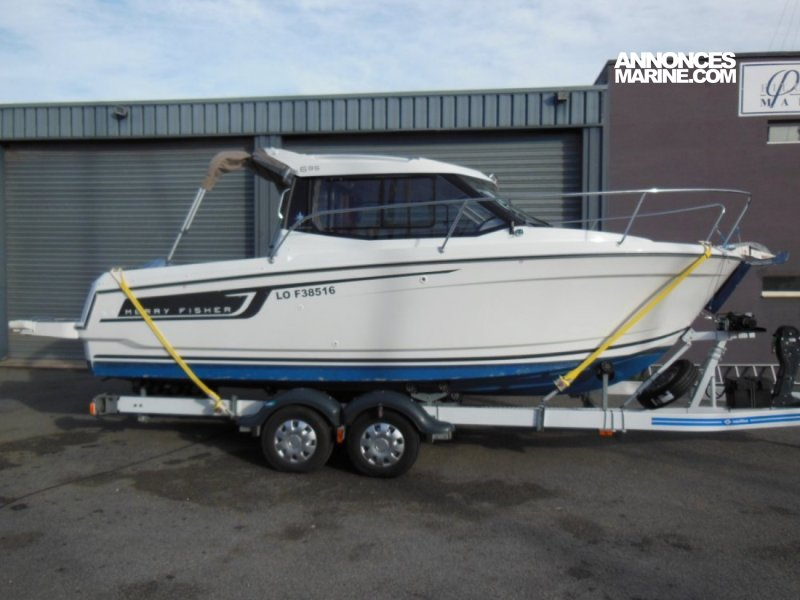 Jeanneau Merry Fisher 695 � vendre - Photo 1