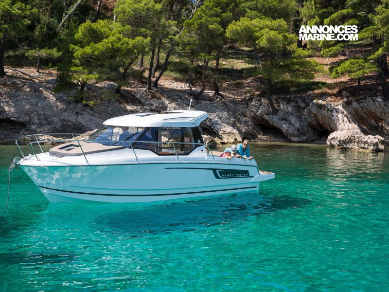 Jeanneau Merry Fisher 795 � vendre - Photo 1