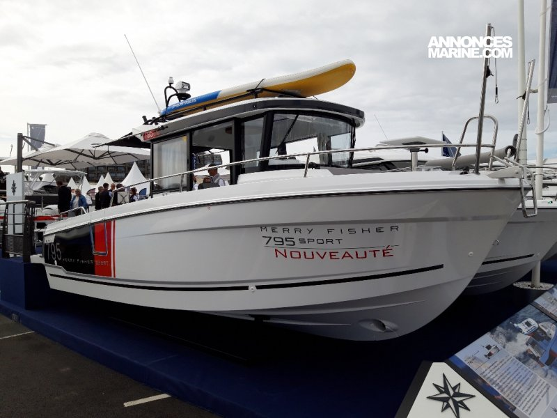 Jeanneau Merry Fisher 795 Marlin � vendre - Photo 1