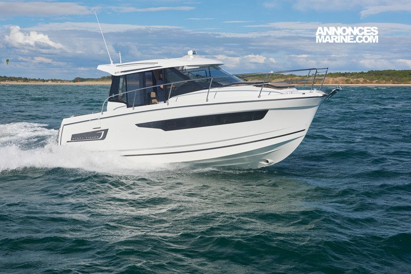 Jeanneau Merry Fisher 895 � vendre - Photo 1