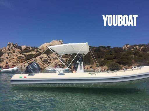 Lady Sailing Expo 580 - Coque seule - 5.77m - 2018 - 18.000 €