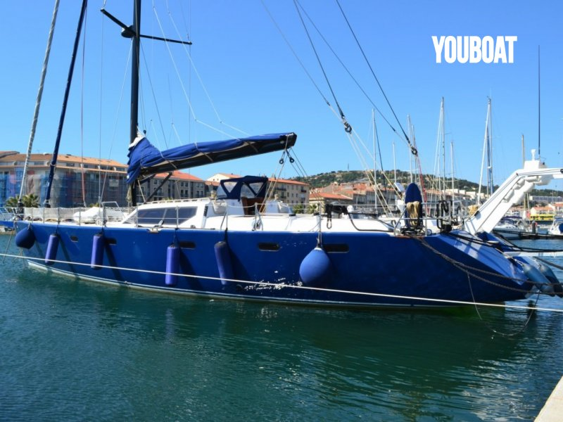 Marine Concept Cotre 70 One Off