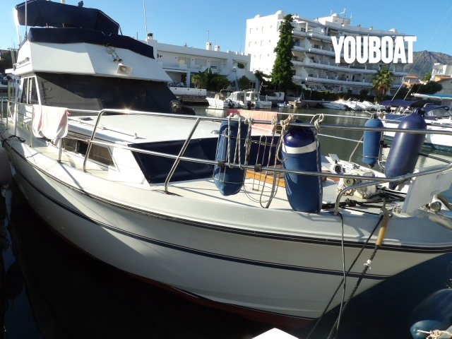 Marine Project Princess 37