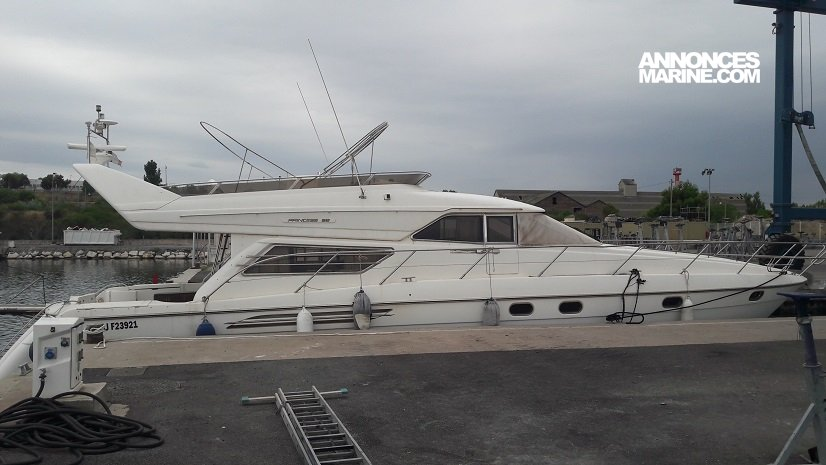 Marine Project Princess 58 Fly � vendre - Photo 1