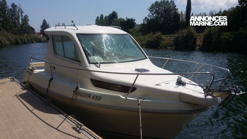 Mery Nautic Arguin 650 � vendre - Photo 1
