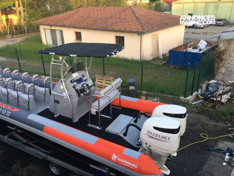 Narwhal Fast 1100 � vendre - Photo 1