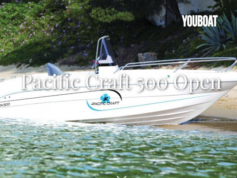 Pacific Craft 500 Open