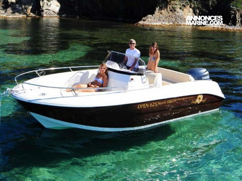 Pacific Craft Pacific Craft 625 Open � vendre - Photo 1