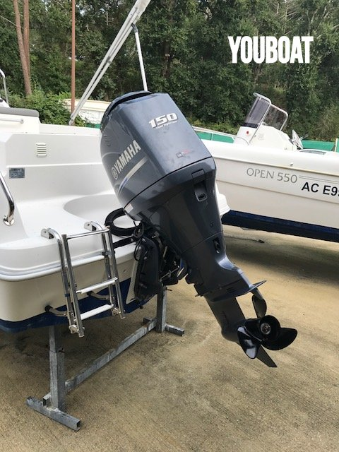 Pacific Craft 625 Open - 150ch f150 aetl Yamaha (Ess.) - 6.2m - 2014 - 24.000 €