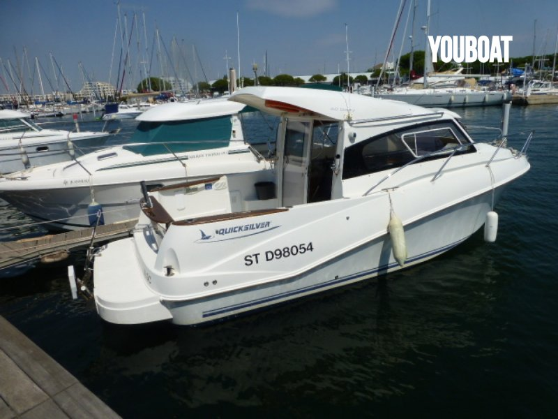 Quicksilver 640 Week-End à vendre - Photo 2