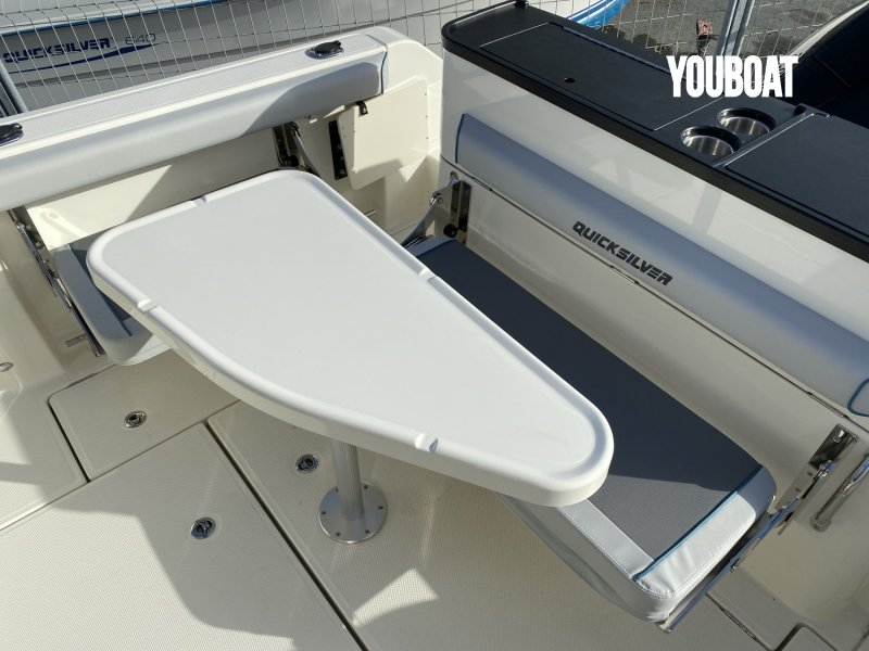 Quicksilver 805 Pilothouse à vendre - Photo 4